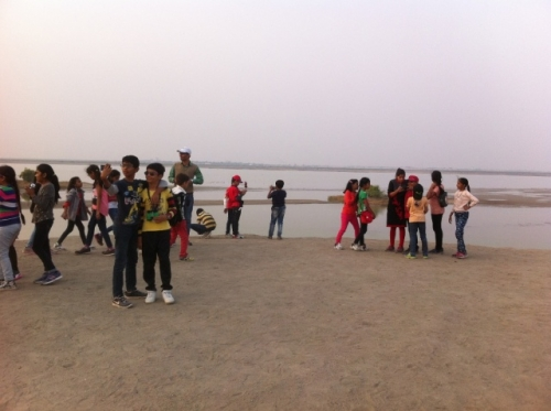 View the album Annual trip to Little Rann of Kutch class V