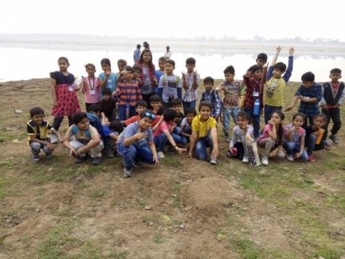 View the album Annual Trip to Camp Narmada class III
