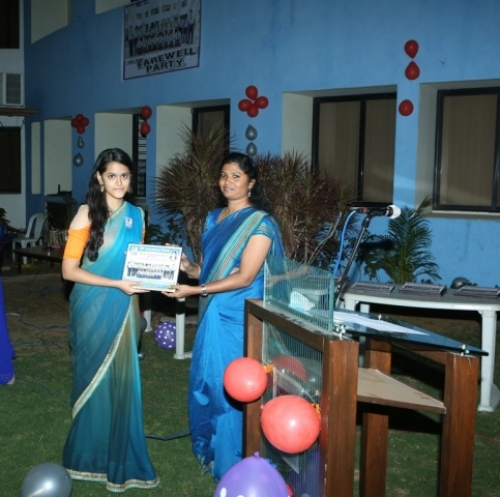View the album Farewell Function of class XII