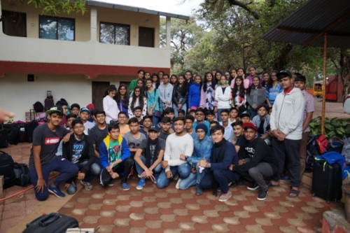 View the album Annual Trip to Panchgini for classes IX & XI