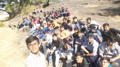 View the album Annual Trip to Mt. Abu for classes VII & VIII from 9th December - 12th December 2017
