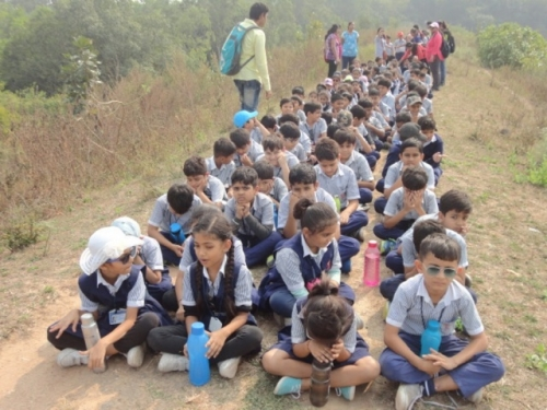 View the album Annual Picnic to Jambughoda for classes III & IV on 16th December 2017