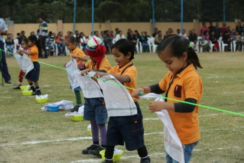 View the album Pre-primary Sports Day !2th January 2018