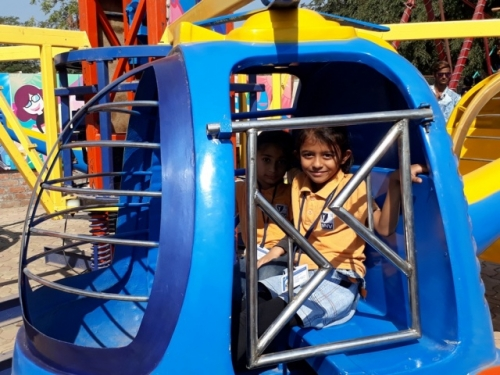 View the album Annual Trip to Fun Time Arena Pre-primary Section