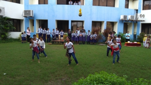 View the album Special Assembly - Janmashtami