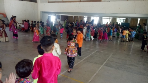 View the album Pre-primary Navratri Celebration 2018-19