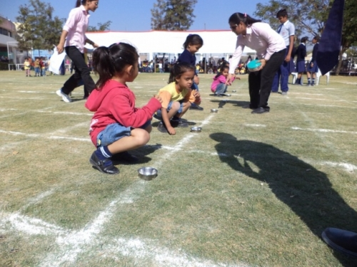 View the album Pre-primary Sports Day