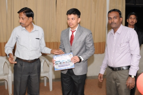 View the album Farewell Function of XII std