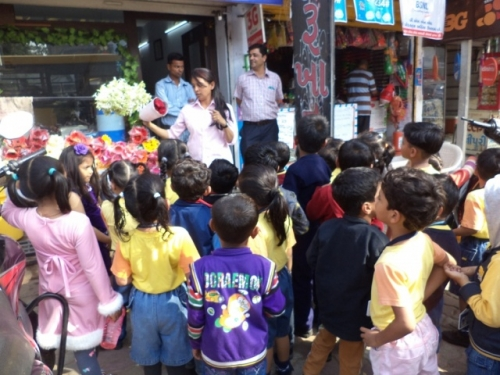 View the album Nursery & LKG visit to a florist on 18th Feb.2015