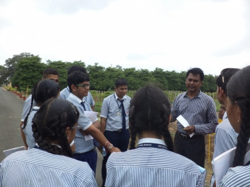 View the album Visit to ICAR class XII Science on 22nd September 2015