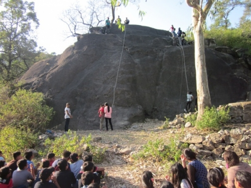 View the album Annual Trip to Mt. Abu for classes VII-VIII from  9th Oct-12th Oct 2015