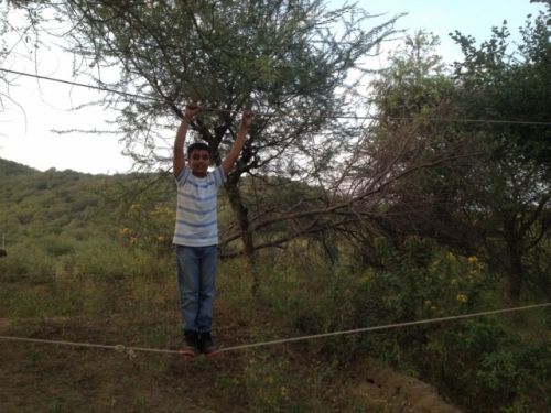 View the album Annual Trip to Taranga Hills for class VI from 25th Oct-27th Oct. 2015