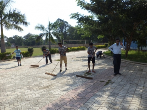 View the album Cleaning and Hygiene spree at SNV