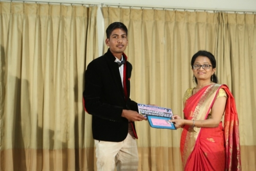 View the album Farewell Function for XII std students