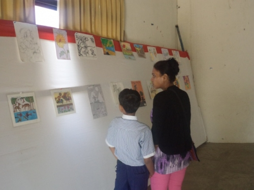 View the album Art Exhibition on PTM Day