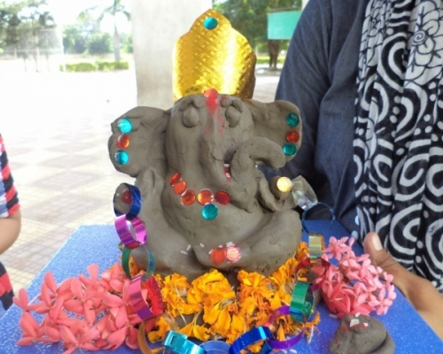 View the album Pre-primary Ganesh Chaturthi Celebration