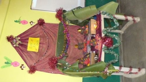 View the album Pre-primary Ganesh Chaturthi Celebration