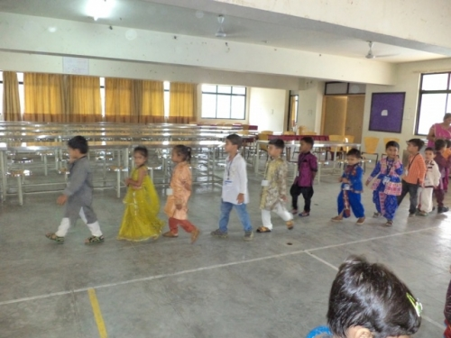 View the album Pre-primary Navratri Celebration