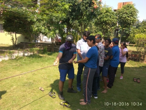 View the album Annual Trip to Satpura Tiger Reserve class Ix & XI